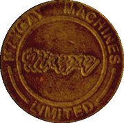 10 Pence - Maygay Machines (Copper-nickel) – obverse