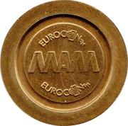 20 Pence - Eurocoin Token (MAM) – obverse