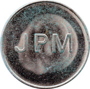 6 Pence - JPM – obverse