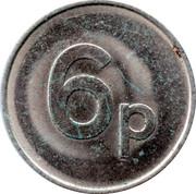 6 Pence - JPM – reverse
