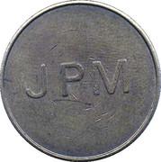 10 Pence - JPM – obverse