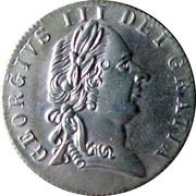 Spade Guinea Gaming Token - George III (William Charles Bagnall & Co, Birmingham) – obverse