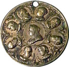 Medalet - Queen Victoria and Royal Family – obverse