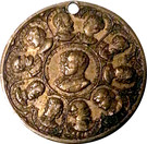 Medalet - Queen Victoria and Royal Family – reverse