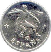 Token - FIFA World Cup 1990 (Spain) – obverse