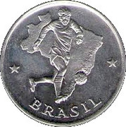 Token - FIFA World Cup 1990 (Brazil) – obverse
