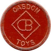 Token - Casdon Toys (1) – obverse