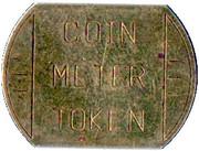 Coin Meter Token – obverse