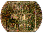 Coin Meter Token – reverse