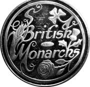 Token - British Monarchs (Anne) – reverse