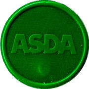Charity Token - ASDA – obverse