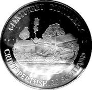 Glenturret Distillery Medal – obverse