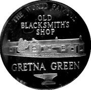 Gretna Green Medal – obverse