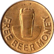 Pub 94 Free Beer Money – reverse
