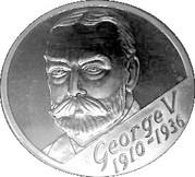 Token - Six British Monarchs (George V) – obverse