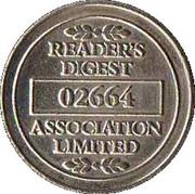 Token - Reader's Digest (02664) – obverse