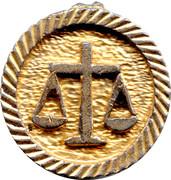 Medallion - Libra – obverse