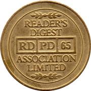 Token - Reader's Digest (RD PD 65) – obverse