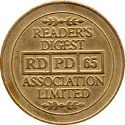 Token - Reader's Digest (RD PD 65) – reverse