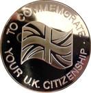 Token - UK Citizenship – reverse