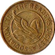 Token - Reader's Digest Association Ltd – reverse