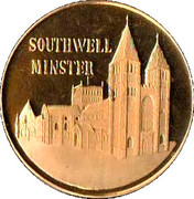 THE GREAT BRITISH MEDAL COLLECTION - SOUTHWELL MINSTER – obverse