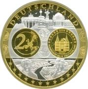 Token - European Currency (Germany 2 Euro Schleswig-Holstein) – obverse