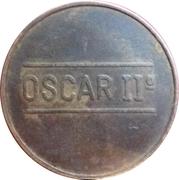Token - Oscar II (Moneglia) – obverse