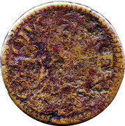 Coin weight (Charles I 1625-1649) – reverse