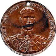Duke of Clarence Medallion – obverse