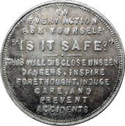 The safety Talisman – obverse