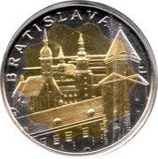 Token - Bratislava (Podunajsko) – reverse