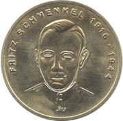 Token - Fritz Schmenkel – obverse