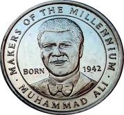 Token - Sainsbury's Makers of the Millennium (Muhammad Ali) – obverse