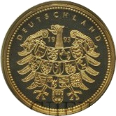 Token - Richard Wagner – reverse