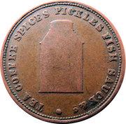 ¼ Penny (Norfolk - Norwich / H. Colman) – reverse