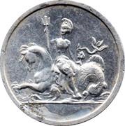 Cleveland Petrol Token - Naval General Service medal 1793-1840 – obverse