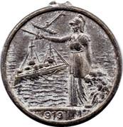 1919 Peace Medallion – obverse