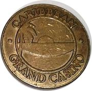 Token - Grand Casino – reverse
