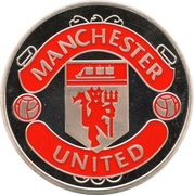 Token - Manchester United (UEFA Champions League Final 2008) – obverse
