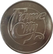 Token - Fame City – obverse