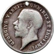 George V Medallion – obverse