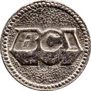 BCI Token – obverse