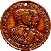 Duke of York Commemorative – obverse