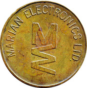 10 Pence - Marian Electronics – obverse