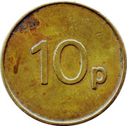 10 Pence - Marian Electronics – reverse