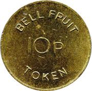 10 Pence - Bell Fruit Token – obverse