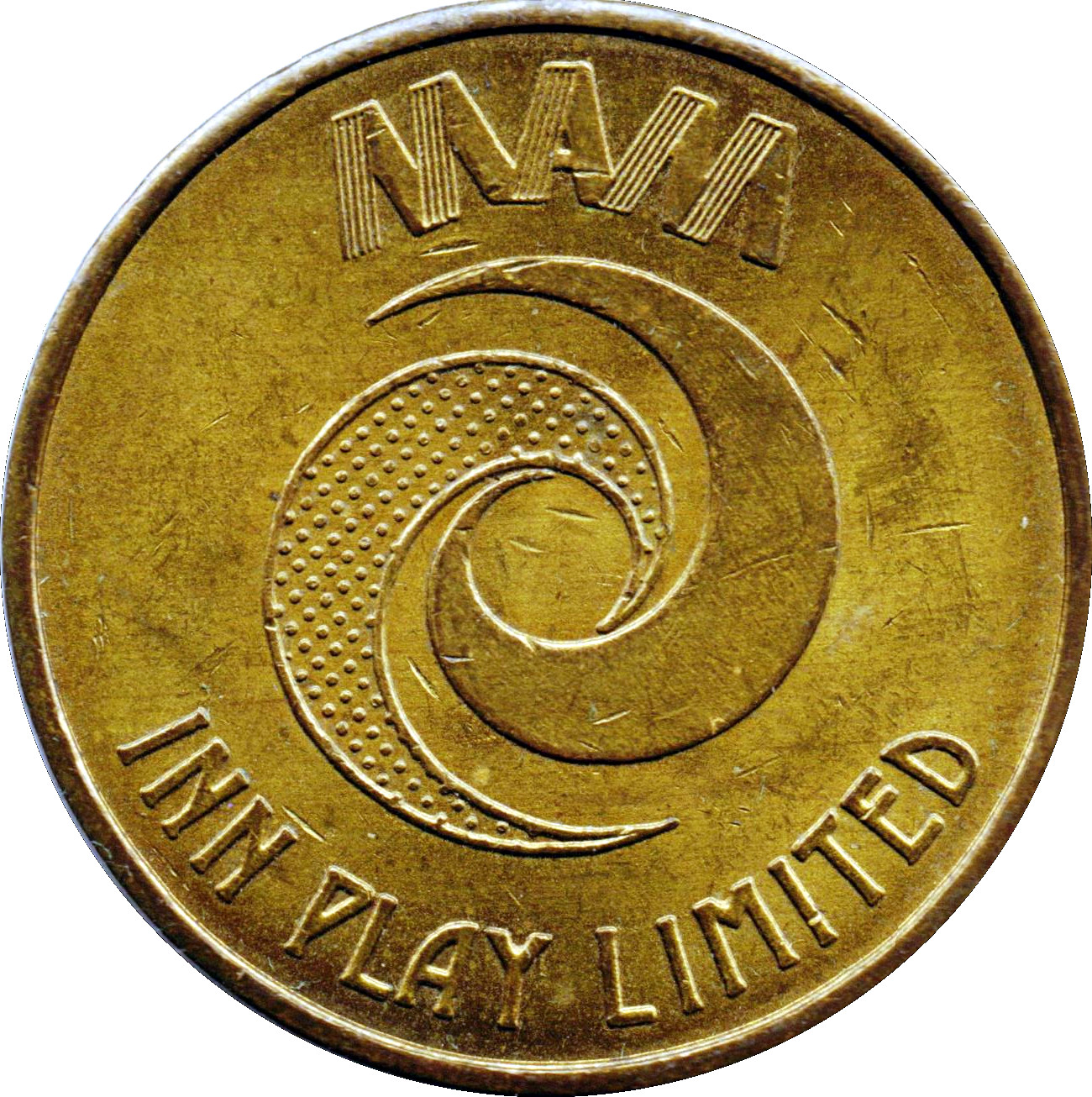 10p mam inn play limited tokens numista for Mam limited