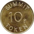 10 Pence - Summit Coin Token – reverse