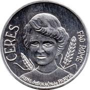 Token - Ceres FAO Rome (Irene de Borbon de Parma) – obverse